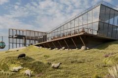 CABLELINE (KOTARZ ARENA) | project: ARCHAS Design  (www.archas.pl)