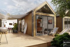 GLAMPING | project: ARCHAS Design  (www.archas.pl)