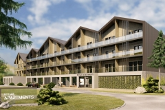 VALLEY APARTHOTEL (KOTARZ ARENA) | project: ARCHAS Design  (www.archas.pl)