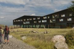 HILLTOP HOTEL #2 (KOTARZ ARENA) | project: ARCHAS Design  (www.archas.pl)