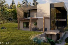 HOUSE WITH VIEW  | project: ARCHAS Design  (www.archas.pl)